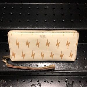 Fossil large sized wallet